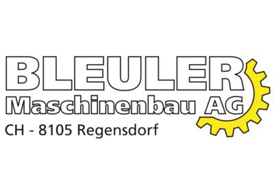 Bleuler Maschinenbau AG